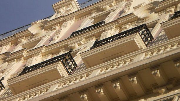 restauración hotel