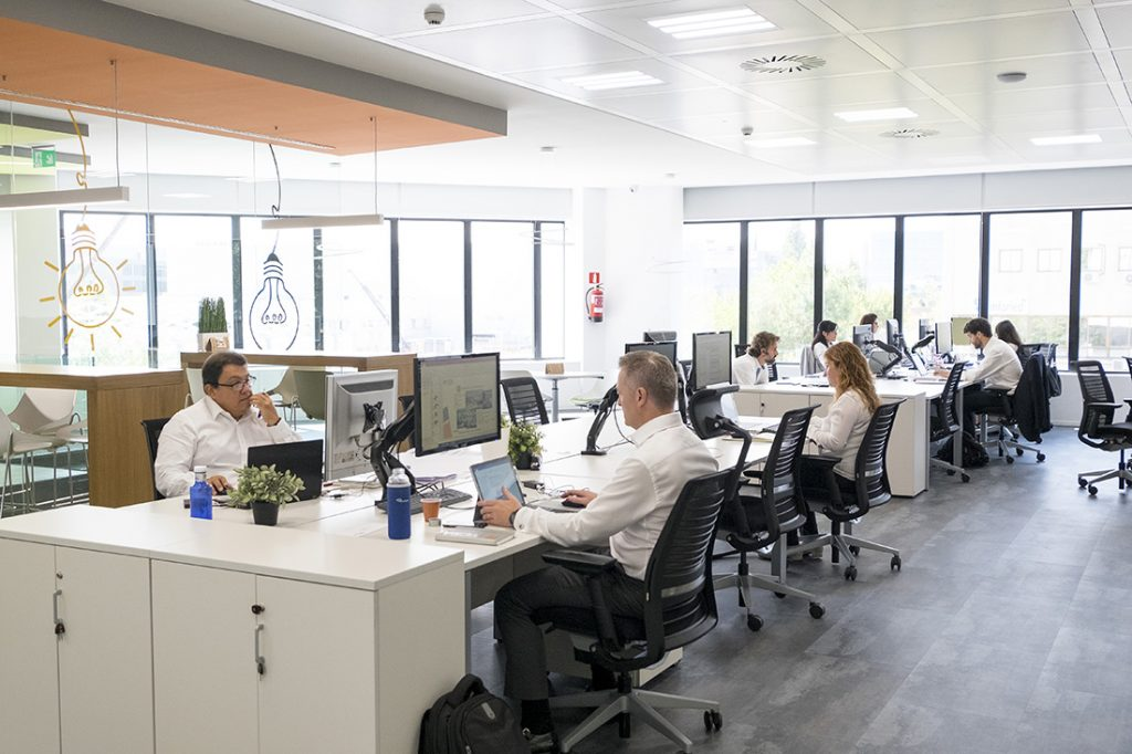 IYCSA OFICINAS MADRID