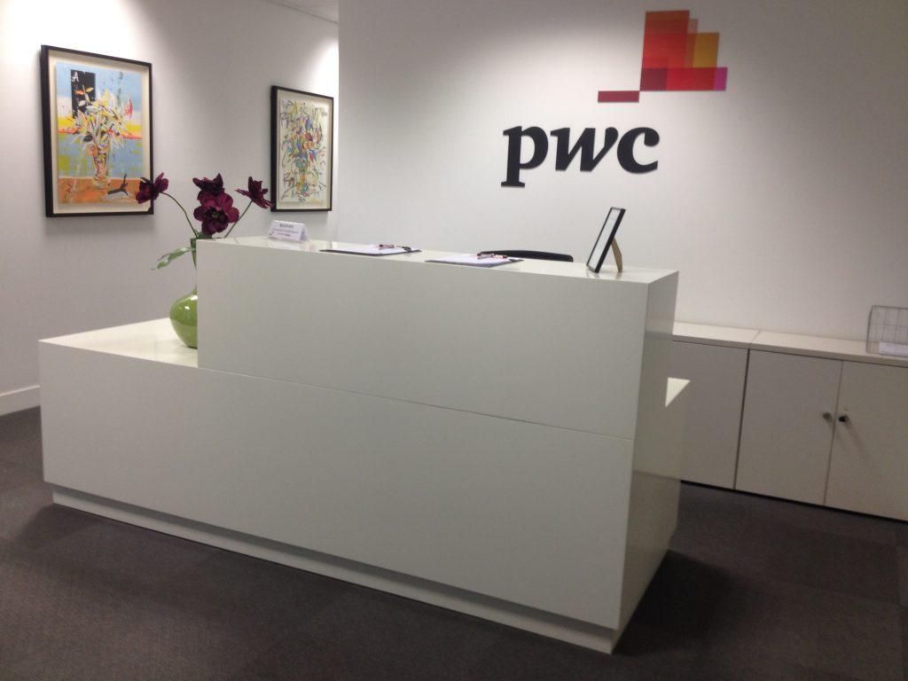 obra oficinas PWC