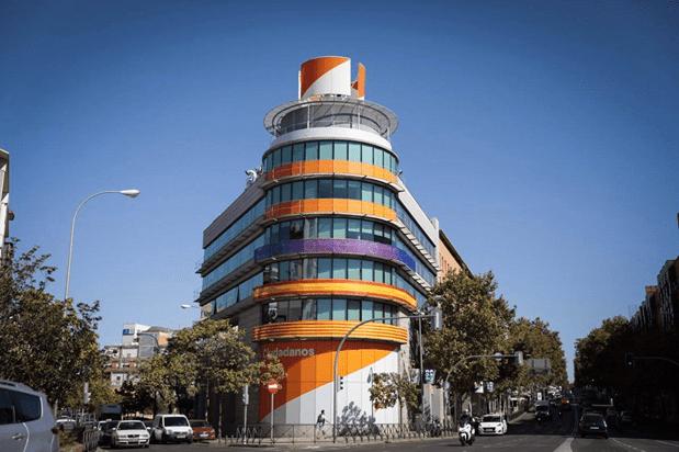 Obra edificio Ciudadanos