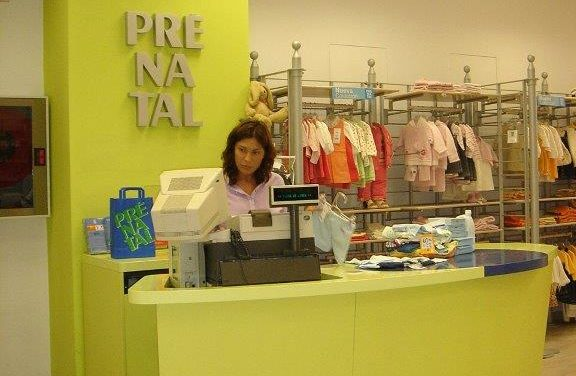 obra tienda ropa Prenatal