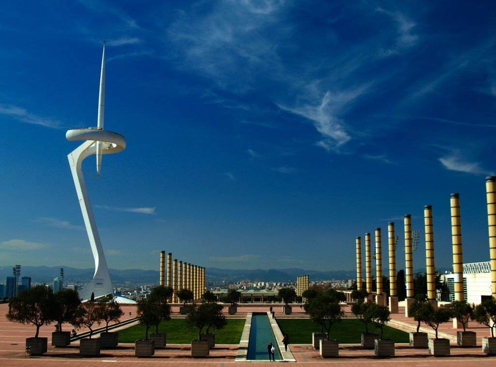 arquitectura olímpica