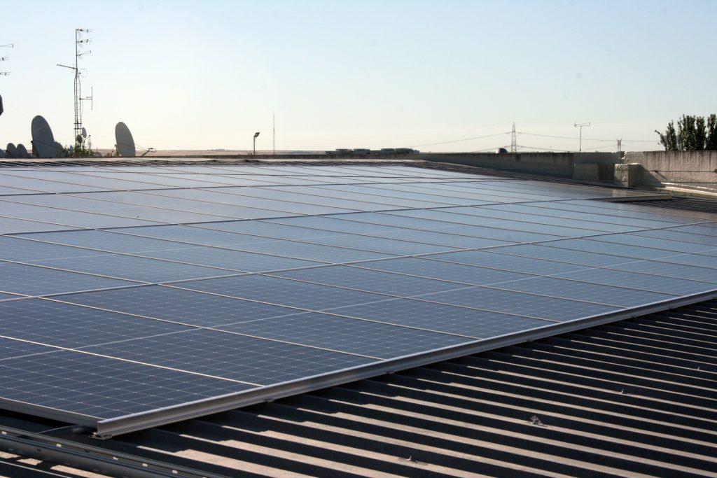 energía renovable paneles fotovoltaicos